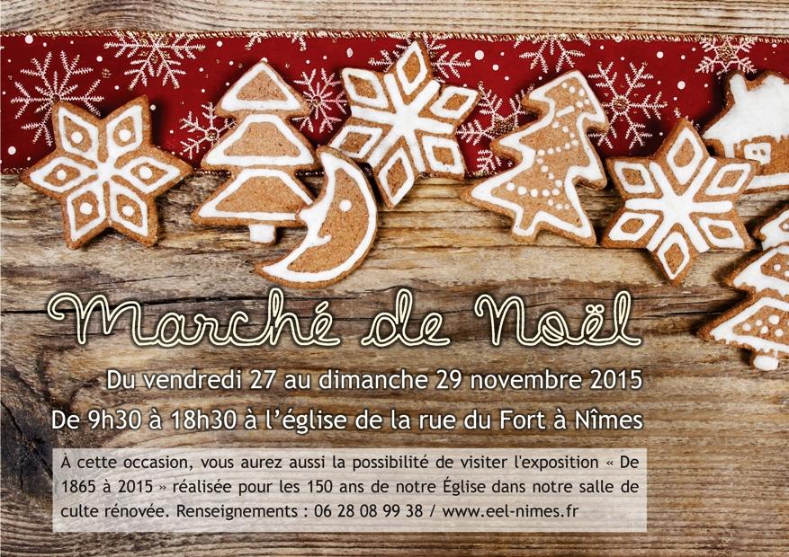 Affiche marche de Noel 2015